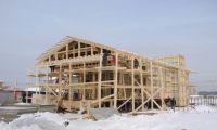 Зимнее строительство: в чём преимущество?