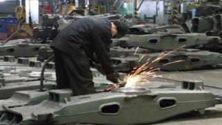 К концу апреля 2014 года рубцовский филиал «Алтайвагон» запускает новую производственную линию стоимостью более 1 млрд. рублей
