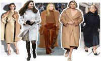 Как носить пальто Teddy Bear - изюминку зимнего сезона 2018