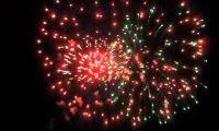 Видео: праздничный салют. Рубцовск 120 лет!