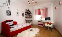 Комната для девушки подростка: выбор цвета