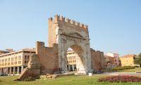 Туристический сезон в Римини