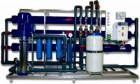 Система промышленного обратного осмоса для очистки воды