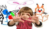 Как развивать воображение детей