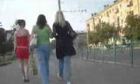 Видео: хлопцы из Рубцовска возомнили себя красавцами!