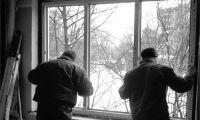 Окна зимой: дешевле и быстрее