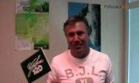 Видео: Рубцовск - Владимир Кислов поздравил с Днем города!