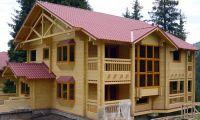 Почему стоит выбрать готовый дом из бруса?