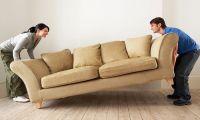 Как правильно перевезти мягкую мебель?