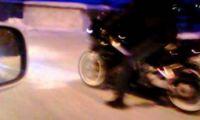 Видео: Спортбайк на шипах