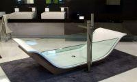 Идеальные формы и материалы ванной комнаты