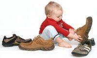 Как правильно выбрать детскую обувь?