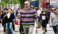 Вязаные мужские свитера
