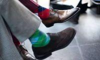 Мужчин выбирают по обуви