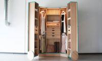 Удобные и стильные угловые шкафы купе