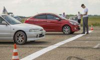 DRAG RACING в Рубцовске: фотоотчет