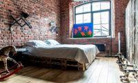 Преимущества кроватей в стиле лофт