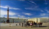 Интерес к Санкт-Петербургу возрастает