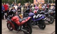 Видео: Байк-шоу в Рубцовске