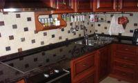 Несколько слов о кухонных столешницах