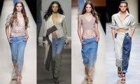 Модные идеи для базового гардероба: джинсы