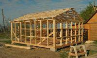 Первоначальные моменты при строительстве сауны