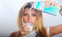 Молоко переваривается дольше курицы