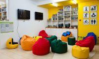Стильный комфорт – кресла-мешки в интерьере