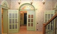 Экологичные материалы межкомнатных дверей