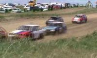 Видео: Автокросс Рубцовск 2013