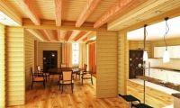 Преимущества использования клееного бруса в качестве современного строительного материала
