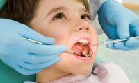 Ребёнок и стоматолог: первый раз