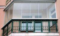 Преимущество теплых балконов