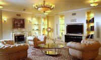 Оформляем гостиную: классические решения