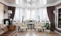 Классическая гостиная, 17 идей для декора гостиной