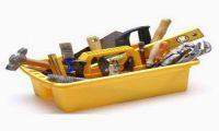 Какие инструменты используются для ведения строительных работ