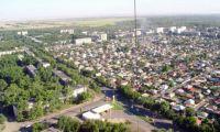 Фото: Рубцовск свысока