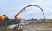 Принцип работы бетононасосов