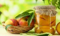 Польза консервированных персиков