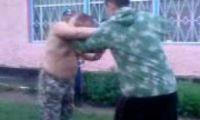 Видео: Барнаул против Рубцовска. День ВДВ