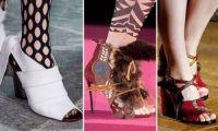 Модная обувь весна лето 2016