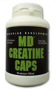 MD Creatine Caps 90 капс
