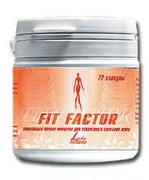 Fit Factor (72 caps) - формула сожигания жира во сне