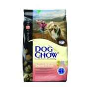 DOG CHOW SENSITIVE Лосось и Рис 500г