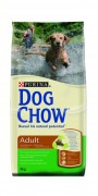 DOG CHOW ADULT Мясо и Рис 3кг