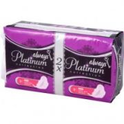 Прокладки ALWAYS Ultra Platinum Collection Super Plus Duo 16шт
