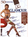 "Колготки Glamour ""Positiv Press 50"" Daino (загар)"