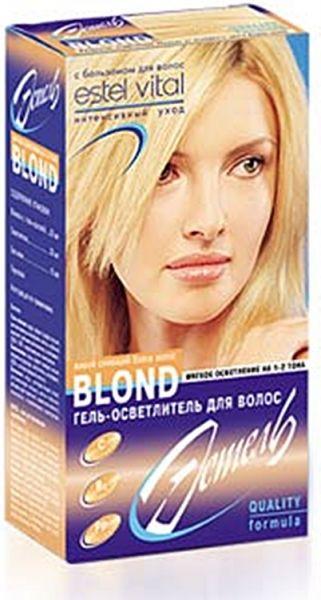 Как осветлить волосы в домашних условиях эстель