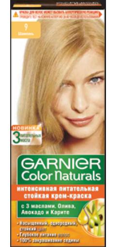 Краска для волос 9