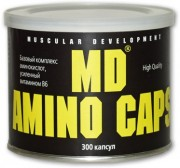MD Amino Caps 300 капсул